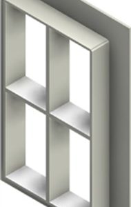 Стальная рама G 6+6x2 W Ex AISI316