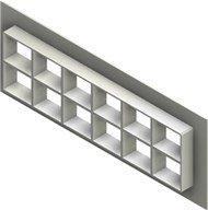 Стальная рама G 2+2x6 primed