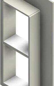 Стальная рама G 4+4x1 W Ex PRIMED