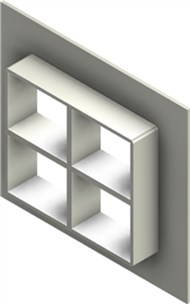 Стальная рама G 2+2x2 W Ex AISI316