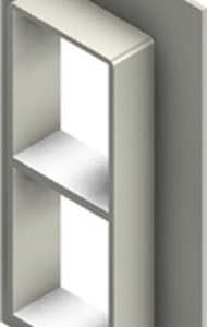 Стальная рама G 4+4x1 W Ex AISI316