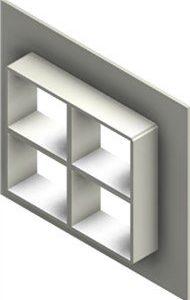 Стальная рама G 2+2x2 primed
