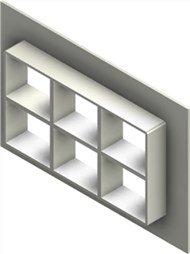 Стальная рама G 2+2x3 primed