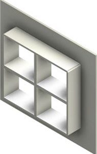 Стальная рама G 4+4x2 AISI 316