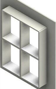 Стальная рама G 4+4x2 primed