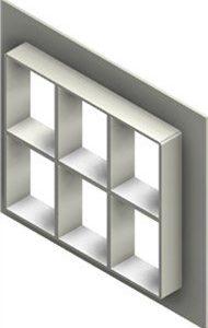 Стальная рама G 4+4x3 primed