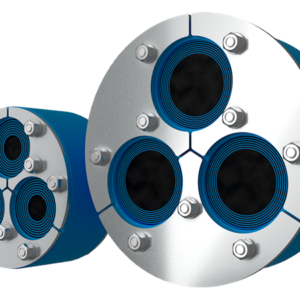 Резино-металлический зажим H3-150 WOC