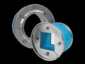 Набор резино-метал. зажима R X 150 AISI 316/galv