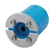 Резино-метал. зажим RS 31 AISI 316 в комплекте