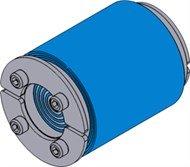 Резино-метал. зажим RS 50 OMD AISI 316 в комплекте