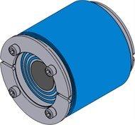 Резино-метал. зажим RS 68 OMD AISI 316 в комплекте