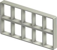 Алюминиевая рама S 4+4x5