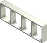 Алюминиевая рама S 4x4