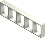 Алюминиевая рама S 4x5