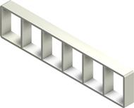 Алюминиевая рама S 4x6