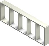 Алюминиевая рама S 6x5