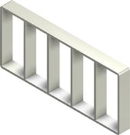 Алюминиевая рама S 8x5