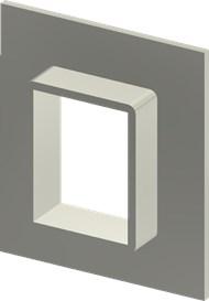 Алюминиевая рама SF 4x1