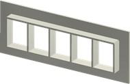 Алюминиевая рама SF 4x5