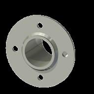 Гильза алюминиевая с фланцем SLFRS 43 52/44-65мм