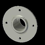 Гильза алюминиевая с фланцем SLFRS 50 63/51-65мм