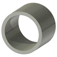 Гильза алюминиевая SLRS 68 Ø83/69,5-65мм