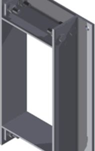 Стальная рама B 4x1 B Ex GALV