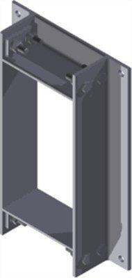 Стальная рама B 6x1 B Ex GALV