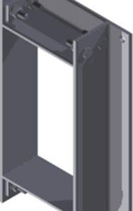 Стальная рама B 6x1 C Ex GALV