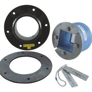 Набор резино-метал. зажима R 100 B Ex AISI 316/primed