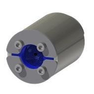 Набор резино-метал. зажима RS 43 W Ex AISI 316/primed