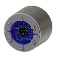 Набор резино-метал. зажима RS 75 W Ex AISI 316/primed