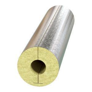Цилиндр кашированный алюминиевой фольгой Pipewool
