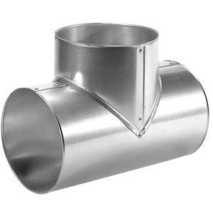 Кожух из оцинкованной стали для трубопровода Pipewool