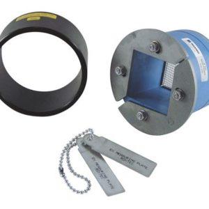 Набор резино-металл. зажима R 100 W Ex AISI 316/primed