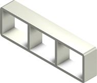 Алюминиевая рама S 2x3
