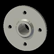 Гильза алюминиевая с фланцем SLFRS 25 34/25,5-35мм