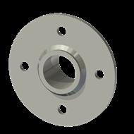 Гильза алюминиевая с фланцем SLFRS 31 40/31,5-35мм