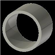 Гильза алюминиевая SLR 70 83/71,5-55мм