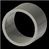 Гильза алюминиевая SLR 75 89/76,5-55мм