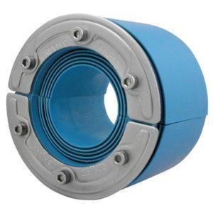 Резино-метал. зажим RS 100 OMD AISI 316 woc в комплекте
