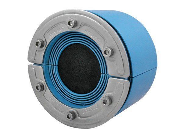 Резино-метал. зажим RS 100 OMD AISI 316 в комплекте