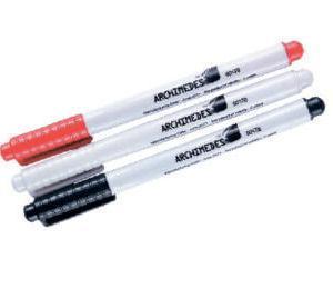Набор маркеров 3шт (красный, черный, белый)
