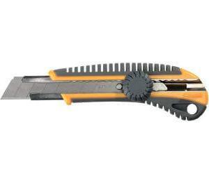 Нож с отламывающимися лезвиями, 18мм